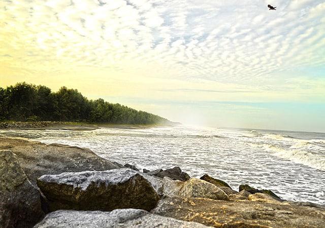 Azheekal-Beach
