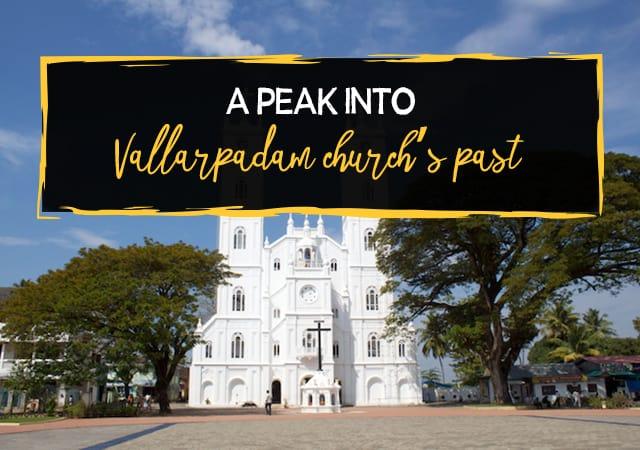 Vallarpadom-Church