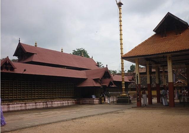 Evoor-Temple