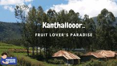 Kanthalloor..kerala tour packages