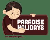 Paradise Holidays Blog