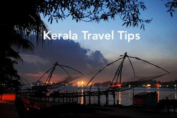 Kerala Travel Tips